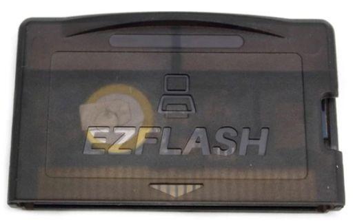 ez flash omega gba flashcart
