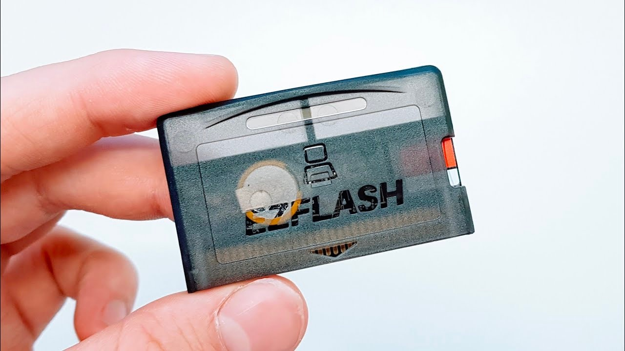 EZ Flash Omega Cartridge